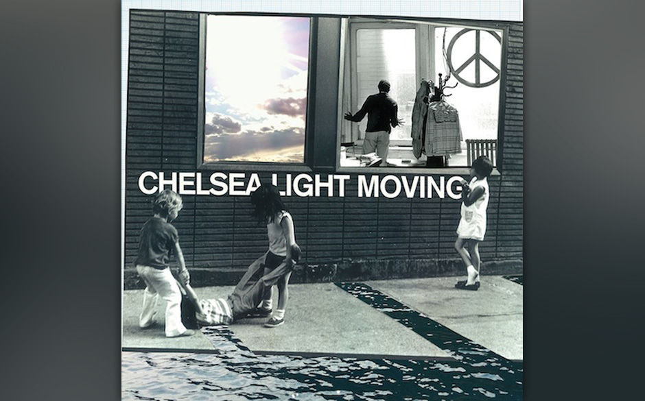 Chelsea Light Moving -  'Chelsea Light Moving'. Thurston Moore spielt  nun soliden, am Sonic-Youth-Sound der frühen 90er-Jah
