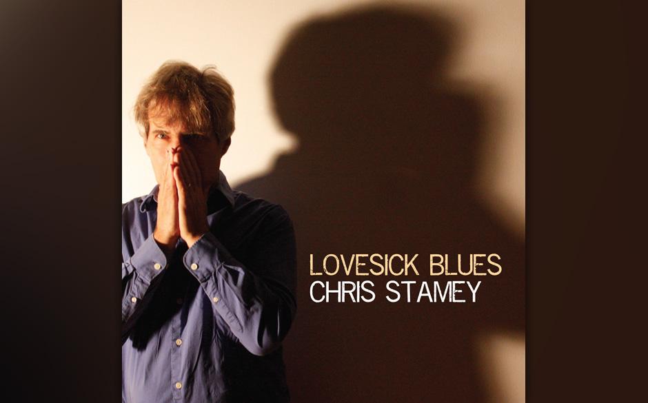 Chris Stamey - 'Lovesick Blues'. Große Melodien vom Pop-Handwerker – mit Andy Partridges Hilfe.