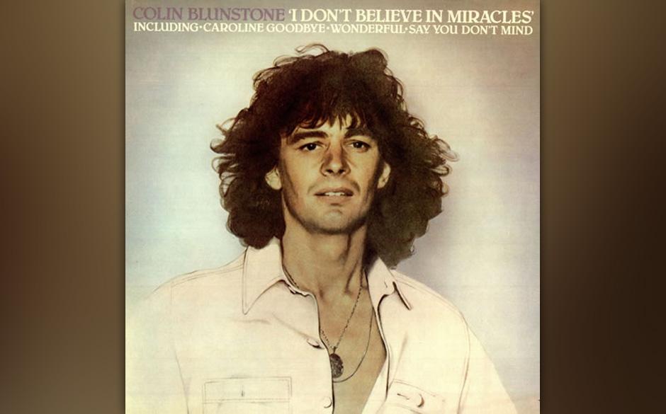 Replay: Colin Blunstone - 'I Don't Believe In Miracles'. Eine Anthologie des glücklosen britischen Songschreibers.