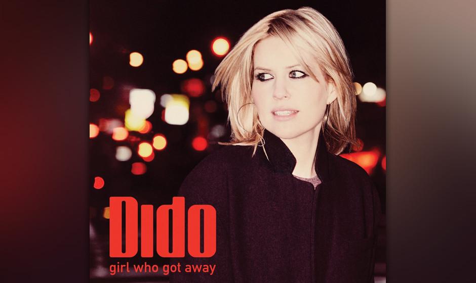 Dido - 'Girl Who Got Away'. Sanfte Lieder ohne Tamtam.