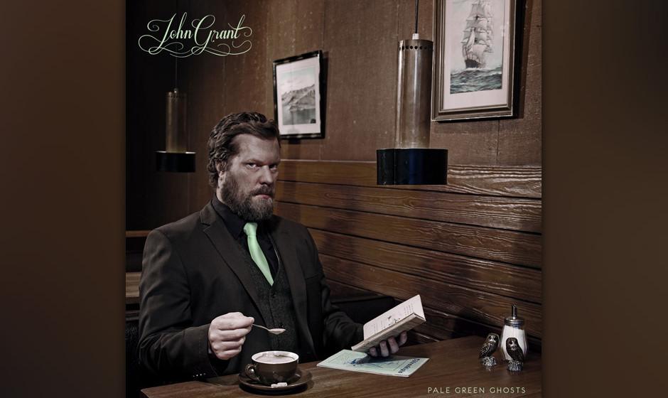 John Grant - 'Pale Green Ghosts'. Dunkelgetönte autobiografische Pop-Kostbarkeiten.