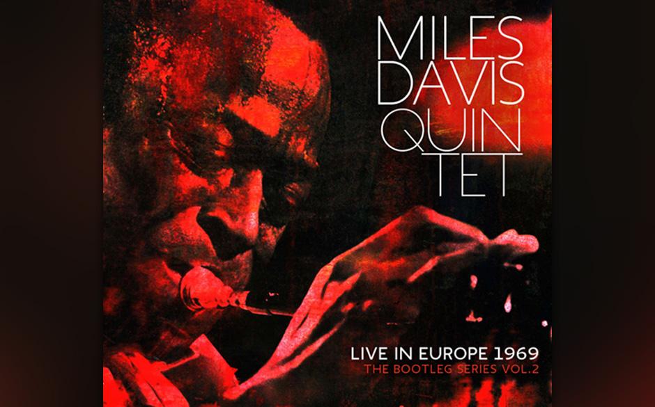 Replay: Miles Davis - 'Live In Europe 1969'. Drei CDs und eine DVD mit Auftritten des berühmten Quintetts.