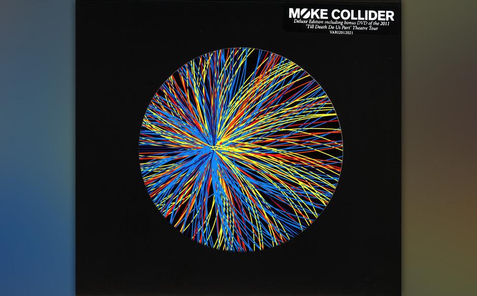 Moke - 'Collider'. Die holländisch-irische Band Moke macht Alben, deren professionelle Entschlossenheit, musikalische Finess