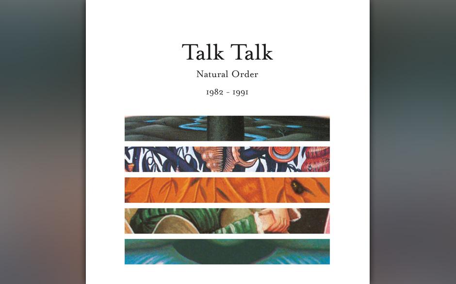 Replay: Talk Talk - 'Natural Order 1982 - 1991'. Zwei Werkschauen von der merkwürdigsten Band der Achtziger.