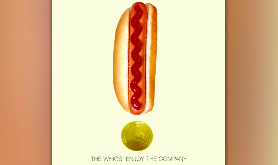 The Whigs - 'Enjoy The Company'. Wer Garage Rock für tot erklärt, kennt The Whigs nicht.