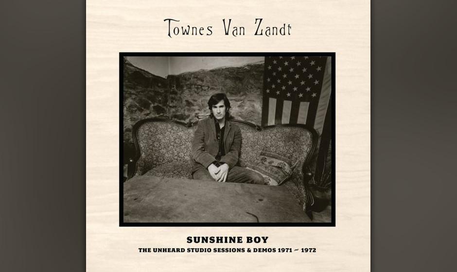 Replay: Townes Van Zandt - 'Sunshine Boy'. Viele der Demo-Aufnahmen seiner Songs waren im Klang gelungener als die späteren
