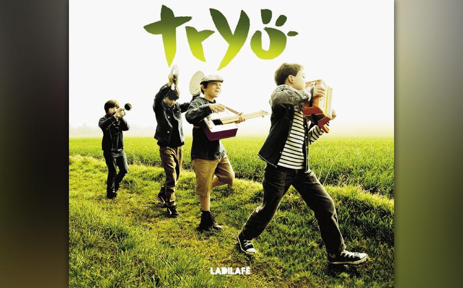 Tryo -'Ladilafé'. Eingängiger, ökologisch einwandfreier Worldpop aus Frankreich.