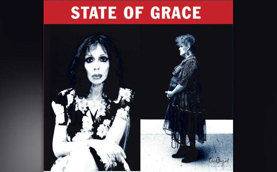 Little Annie & Baby Dee  - 'State Of Grace'. Irgendwo zwischen Tom Waits und Current 93 einordnen, bitte.