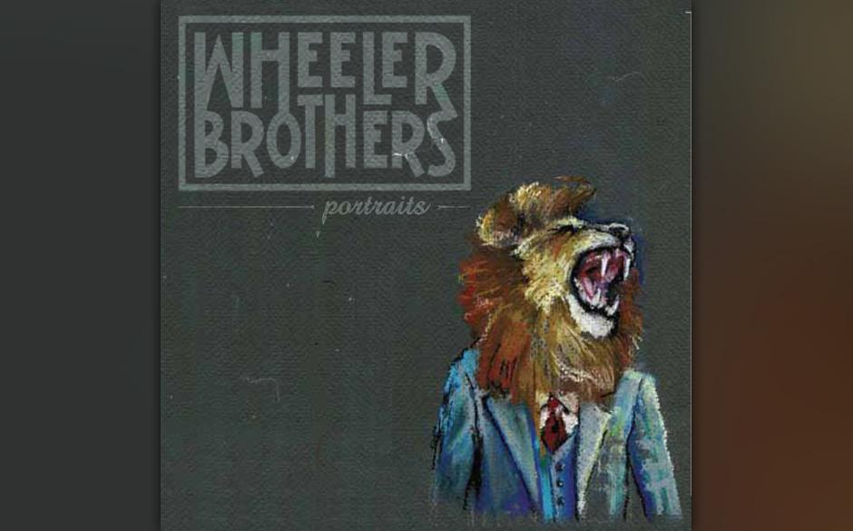 Wheeler Brothers - 'Portraits'. Die Wheeler Brothers aus Austin, Texas spielen schön traditionsbewusst Country und Roots Roc