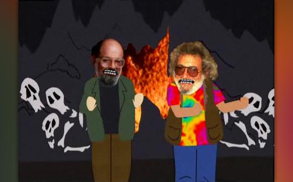 Jerry Garcia (The Grateful Dead)
