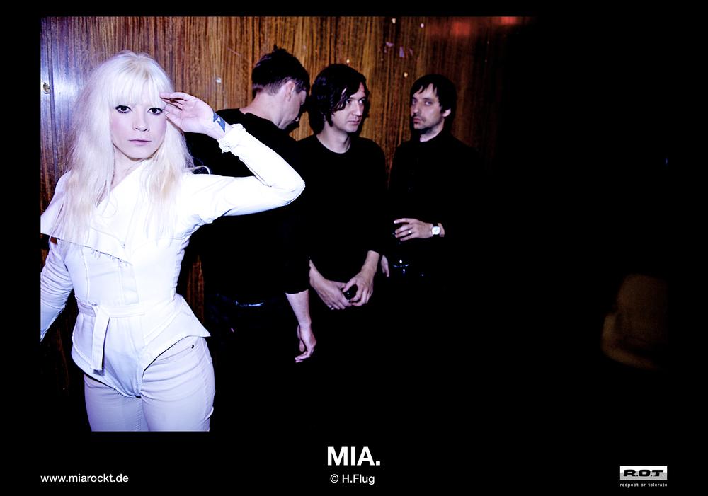 Live auf dem Berlin Festival 2013: Mia.