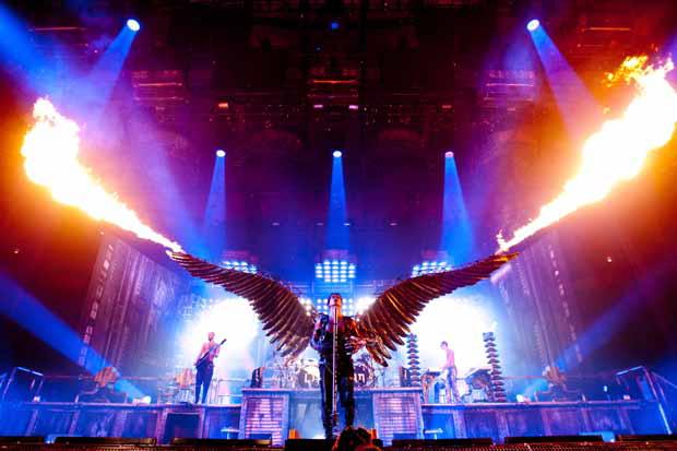 Rammstein sind für das Download Festival 2016 in den UK bestätigt – folgen bald weitere Live-Termine?