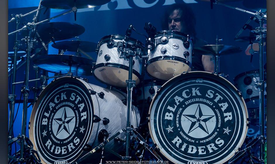 Black Star Riders beim HiRock Festival 2013