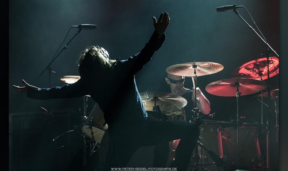 Europe beim HiRock Festival 2013