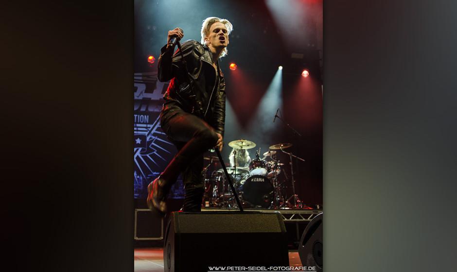 H.E.A.T. beim HiRock Festival 2013