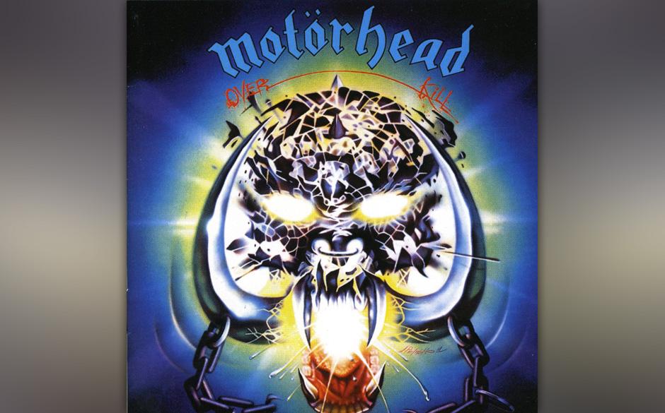 Limitierte Solid-Blur-Vinyl-Edition von Motörhead 'Overkill'