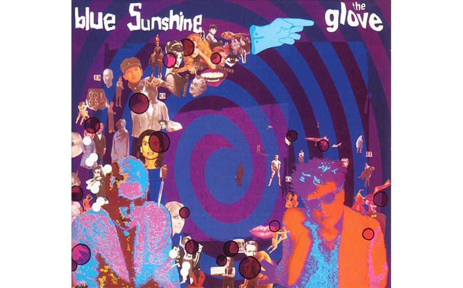 The Glove: 'Blue Sunshine', Doppel-LP, blaues Vinyl