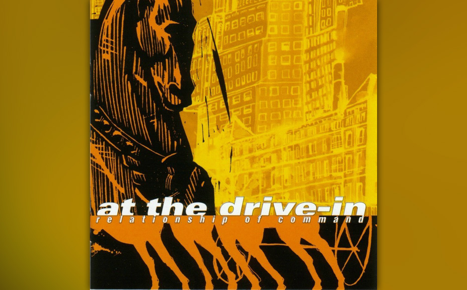 LP: 'Relationship of Command' von At The Drive-In