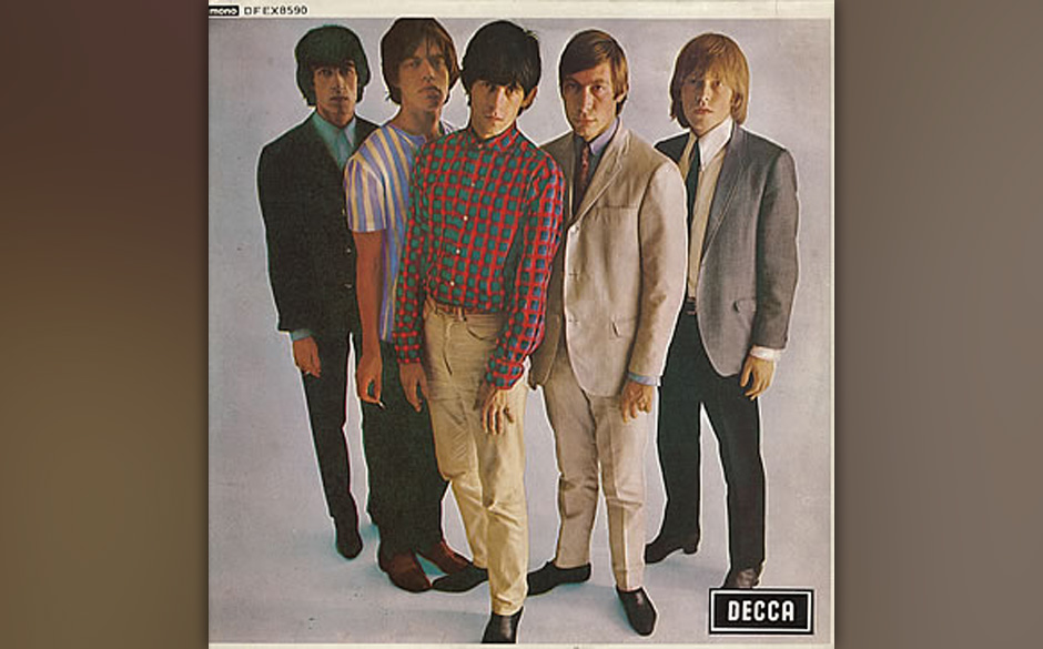7': The Rolling Stones 'Five By Five'