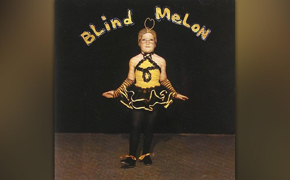 Zwei LPs, von Blind Melon 180g: 'Blind Melon' und 'Sippin' Time Sessions'