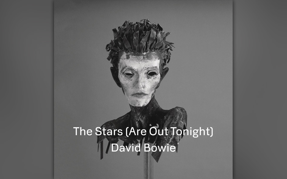 David Bowie - The Stars (Are Out Tonight): 7' White Vinyl mit Songs aus dem Album 'The Next Day'