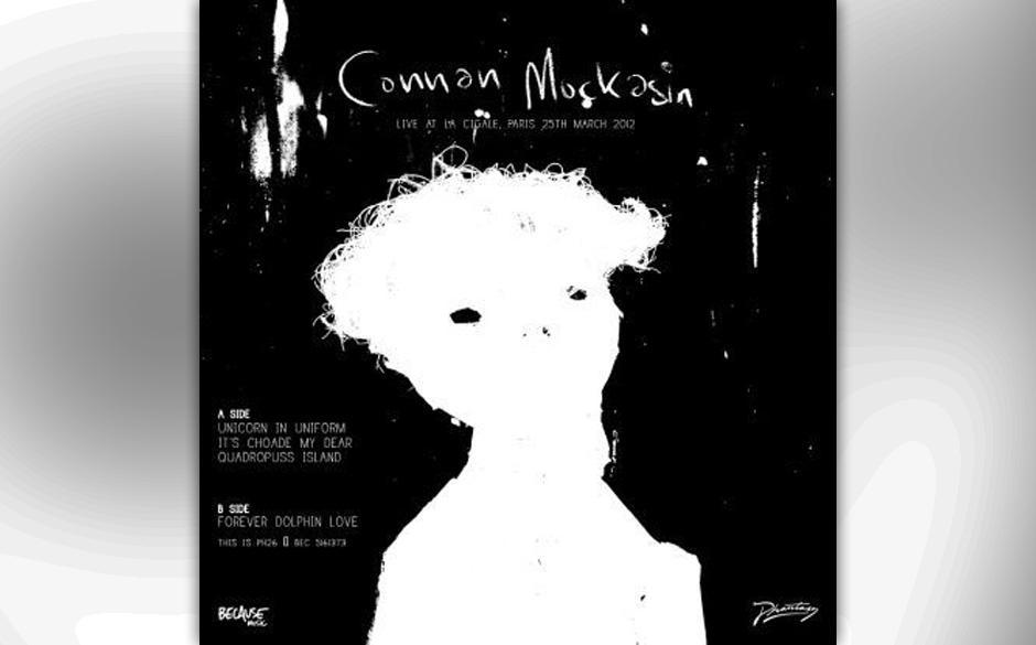 12': Connan Mockasin - 'Live at La Cigale'.