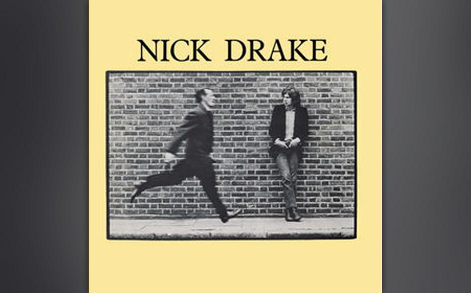 LP: Limitierte Ausklapp-Edition von 'Nick Drake' mit Poster.