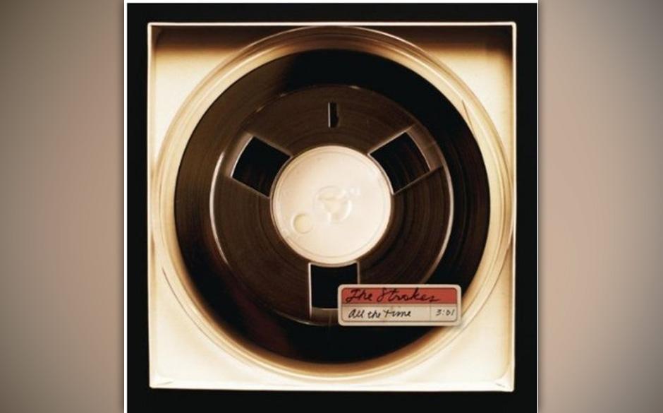7'-Single von The Strokes mit den Songs 'All The Time' und 'Fast Animals'