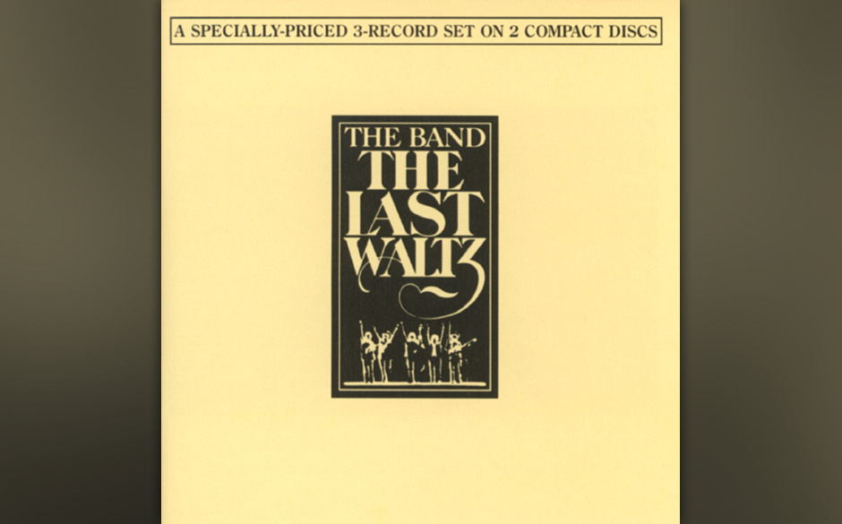3 LPs: The Band - 'Last Waltz'.