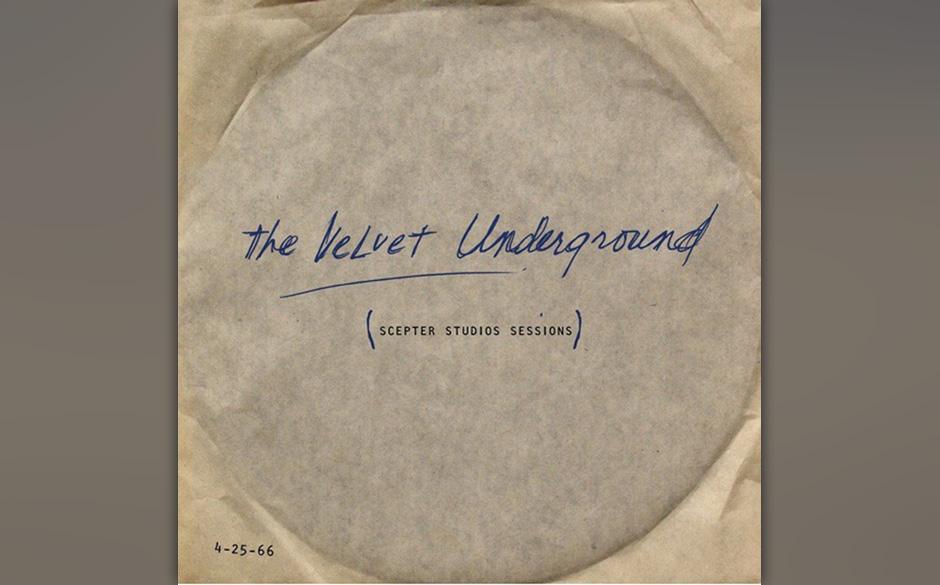 Durchnummerierte Vinyl (mit Gold-Folien-Stempel): The Velvet Underground 'Scepter Sessions'