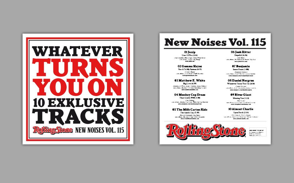 Die Beilage zum aktuellen Rolling Stone.