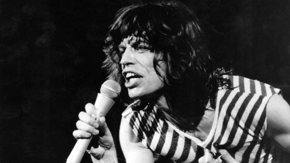 16. Mick Jagger. Text von Lenny Kravitz: Ich kenne Leute, die technisch perfekt singen und mit Mick Jagger nichts anfangen k�