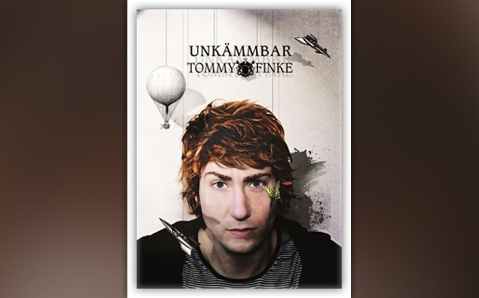 Tommy Finke - 'Unkämmbar'. Ausproduzierter Pop-Rock für Tele-Fans und Radiohörer.