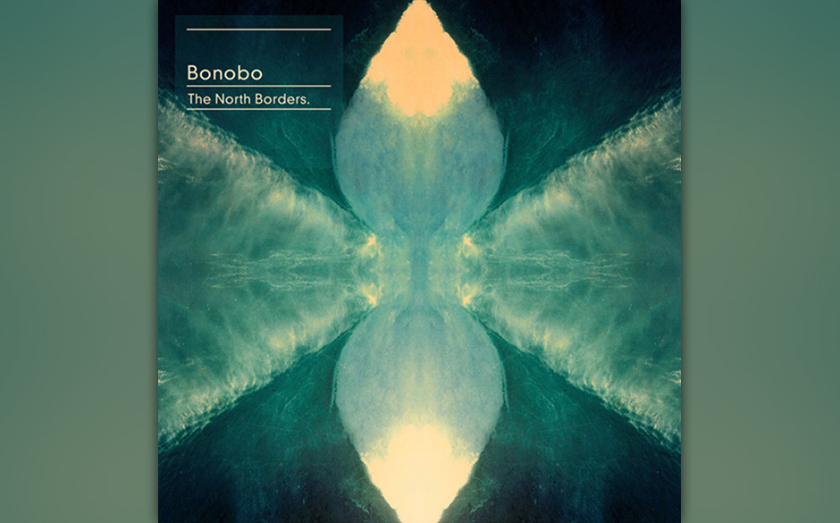 Bonobo - 'The North Borders'. Aufwirbelnder Sample-Pop aus dem Hause Ninja-Tune.