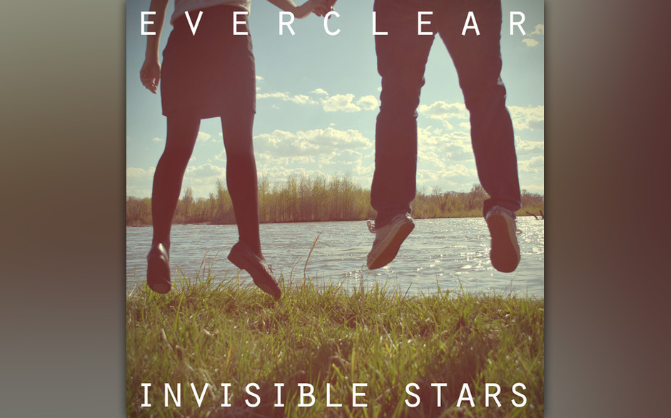 Everclear - 'Invisible Stars'. Leicht federnder College-Rock.