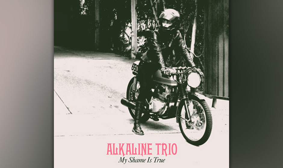 Alkaline Trio - 'My Shame Is True'. Punkrock mit melancholischem Touch.