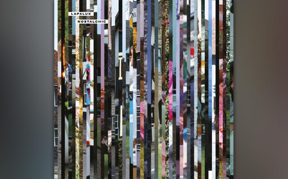 Lapalux - 'Nostalchic'. Elektro-Soul zwischen Prefuse 73 und James Blake.