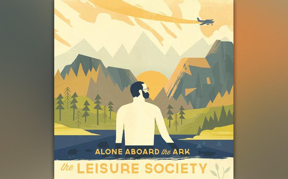 Leisure Society - 'Alone Aboard The Ark'. Vielfältiger Indie-Rock mit einer angenehmen Portion Verschrobenheit.