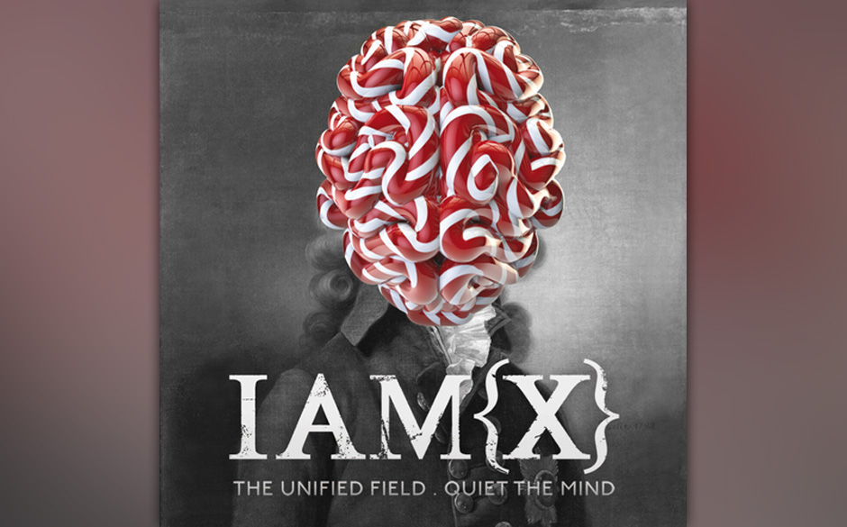 IAMX - 'The Unified Field'. Neuer Industrial-Pop des gealterten Posterboys.
