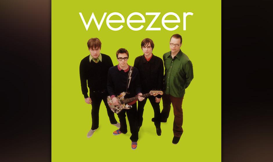 Weezer - 'Green Album'.