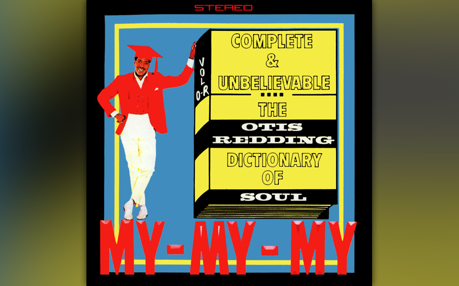 """Mit ihm """"Respect"""" zu spielen, war pure Energie und überschäumende Freude. Wenn er nicht singen konnte, war Otis eher un"""