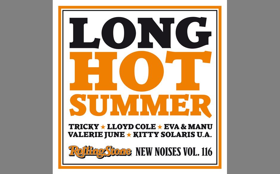 CD: New Noises Vol. 116