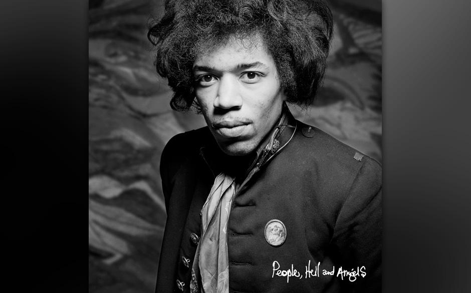 Jimi Hendrix: Der beste Gitarrist aller Zeiten