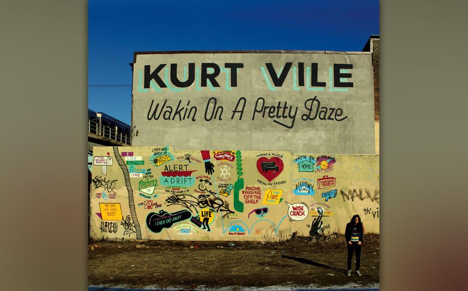 20. Kurt Vile - 'Wakin on A Pretty Daze' (-)
