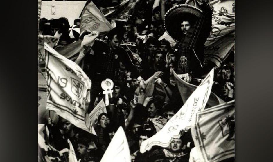 Primal Scream und Irwin Welsh - 'The Big Man And The Scream Team Meet The Barmy Army Uptown'. Der merkwürdigste Fußballsong