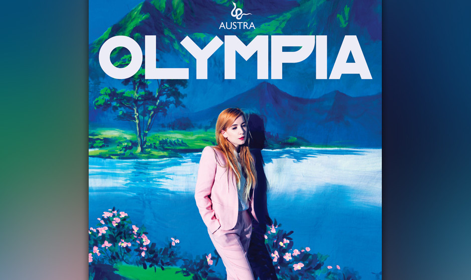 Austra - 'Olympia'  Zum Sextett angewachsen, hat sich auch der Sound der kanadischen Band um Katie Stelmanis geweitet: House-