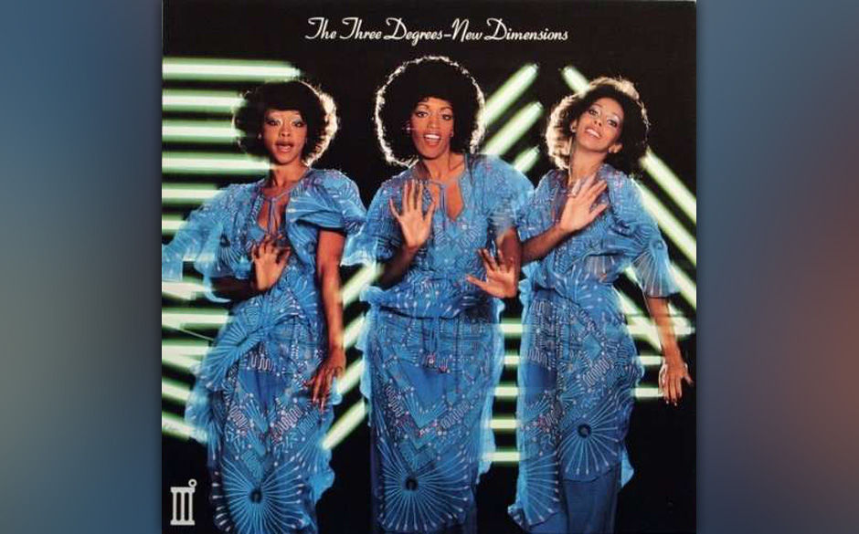 The Three Degrees - 'New Dimensions'.