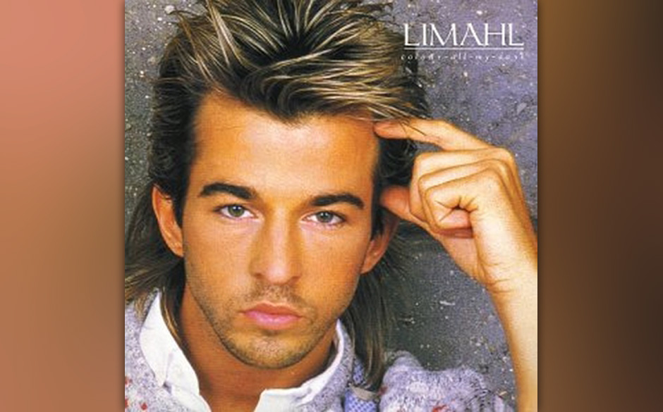Limahl - 'Colour All My Days'.