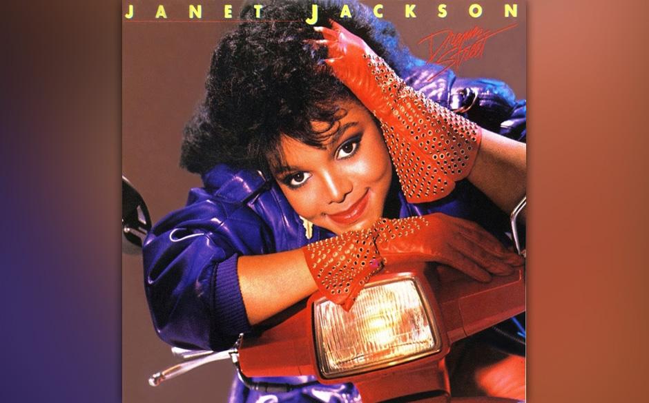 Janet Jackson - 'Dream Street'.