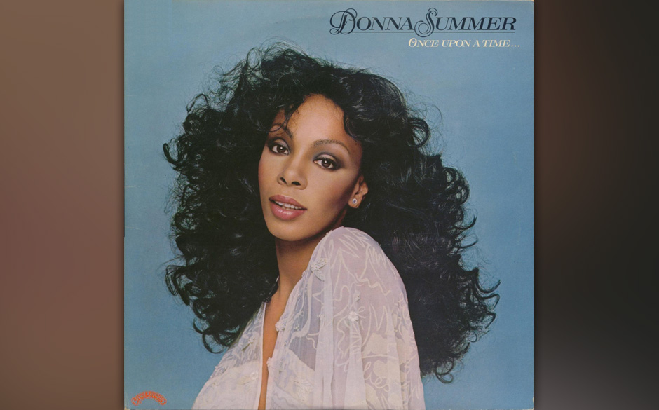 Donna Summer - 'Once Upon A Time'